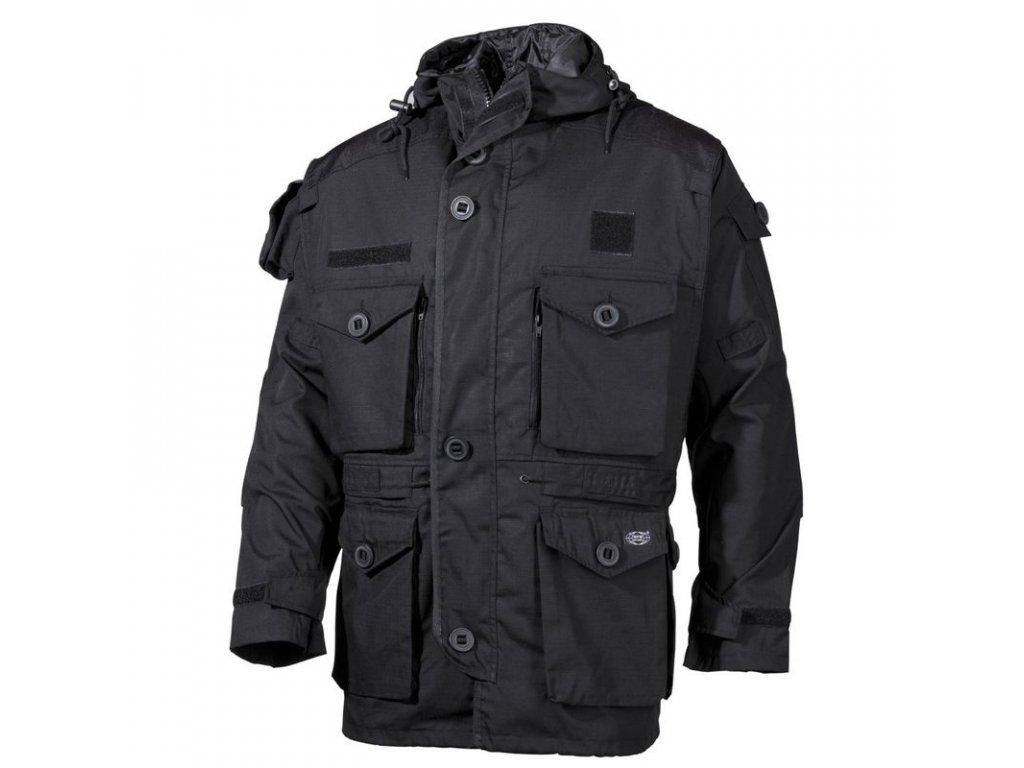 Kabát Max-Fuchs Commando Smock Black