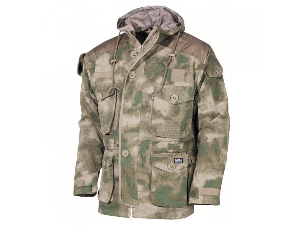 Kabát Max-Fuchs Commando Smock HDT Camo FG