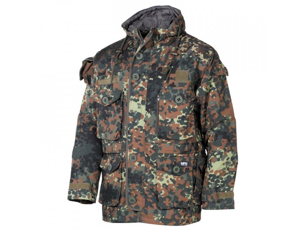 Kabát Max-Fuchs Commando Smock Flecktarn