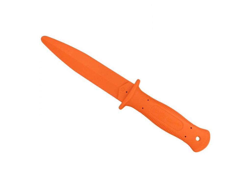 Tréninkový nůž ESP oranžový TKO-01-S