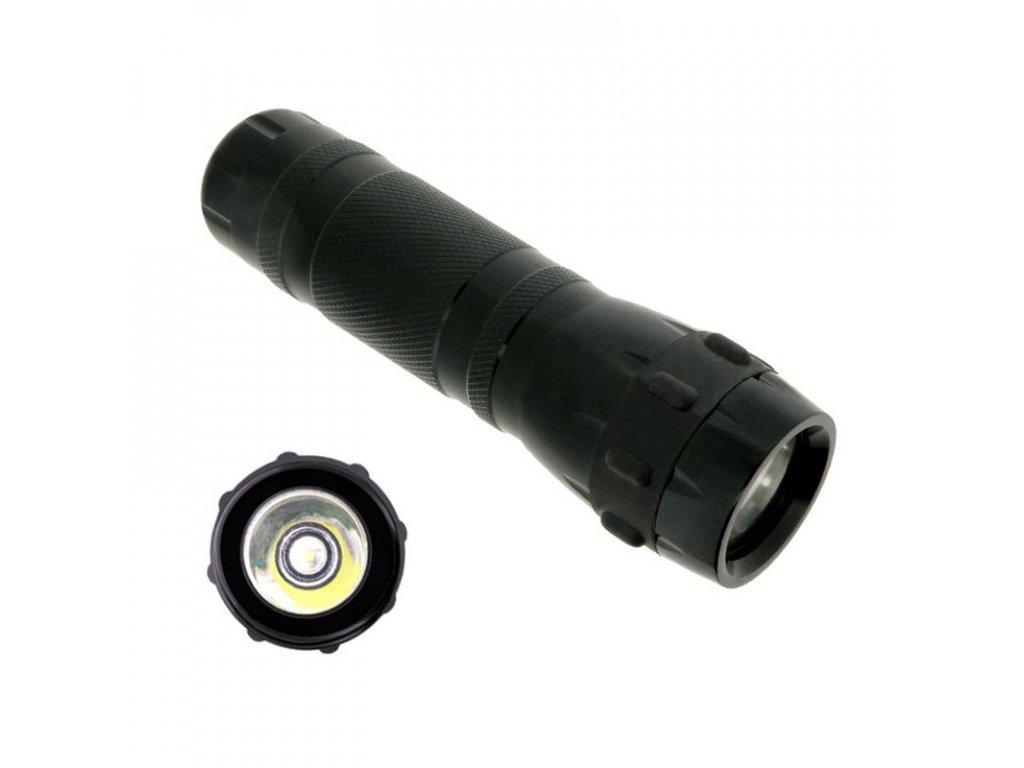 Policejní svítilna ESP 3W s čipem CREE - TREX 3