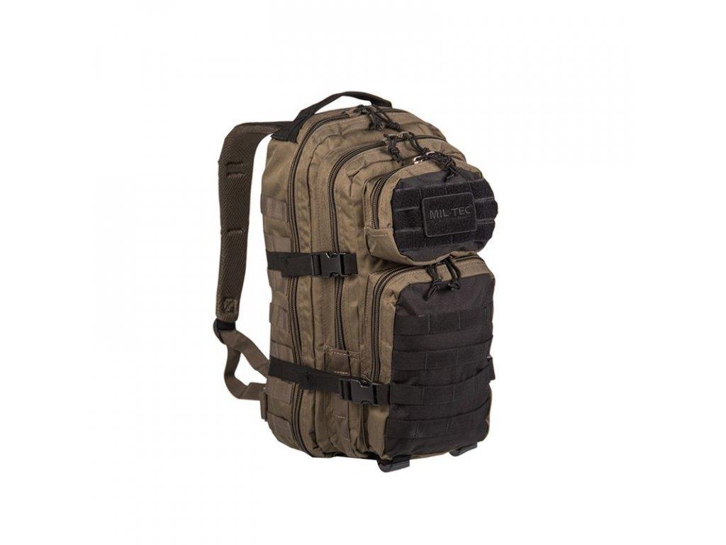 Batoh MIL-TEC US Assault Pack SM 20l RANGER Green/Black