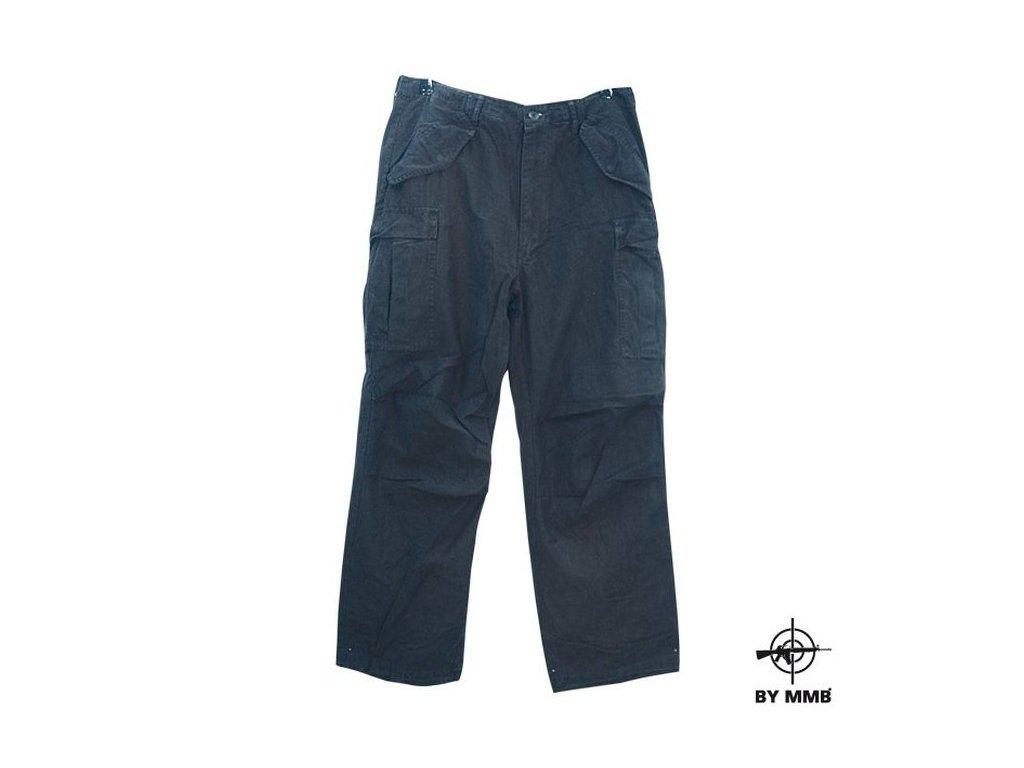 Kalhoty MMB US M65 Černé