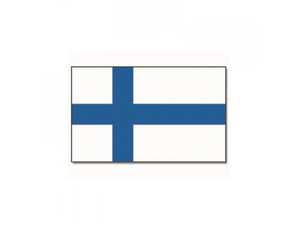 Vlajka MIL-TEC Finsko