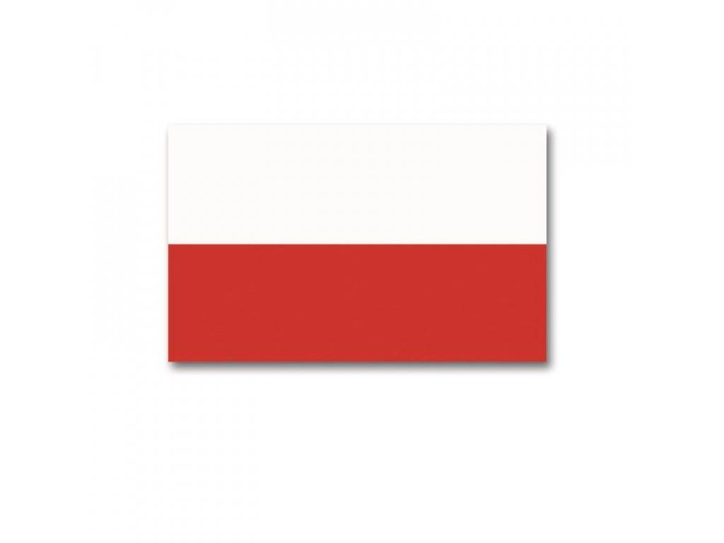 Vlajka MIL-TEC Polsko