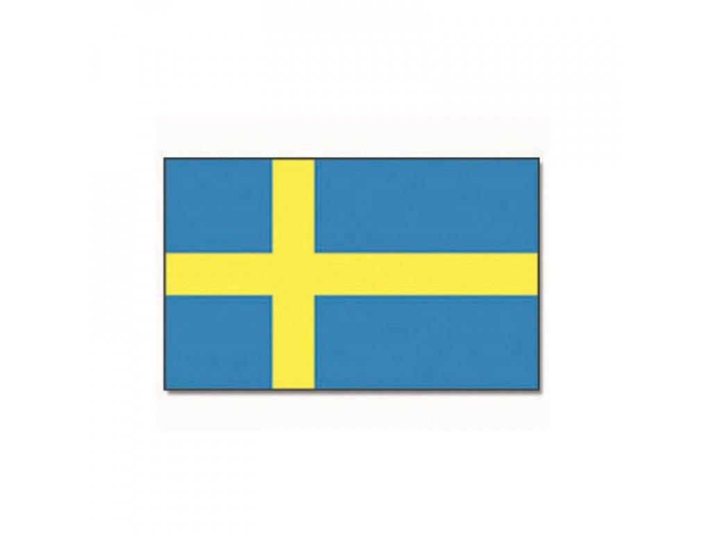 Vlajka MIL-TEC Švédsko