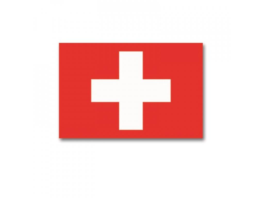 Vlajka MIL-TEC Švýcarsko