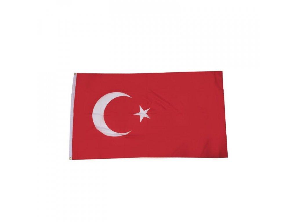 Vlajka MIL-TEC Turecko