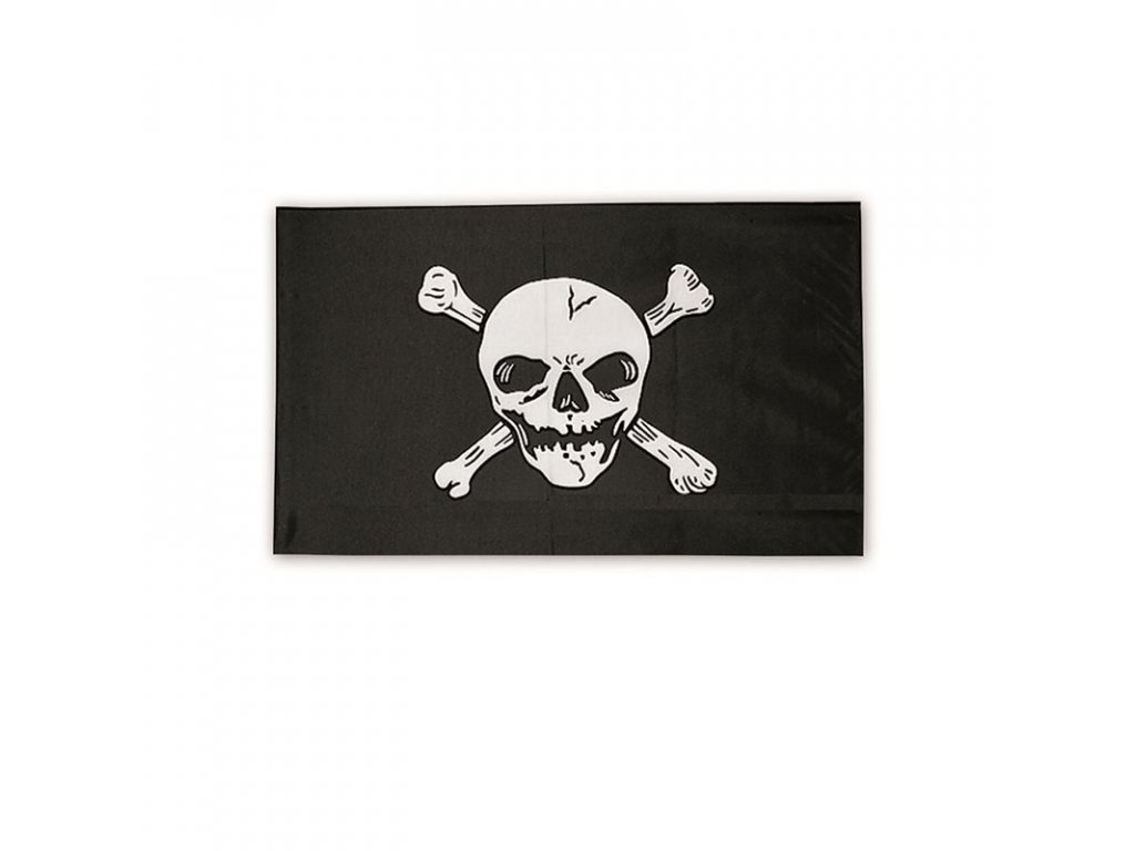 Vlajka MIL-TEC Pirát (Jolly Roger)