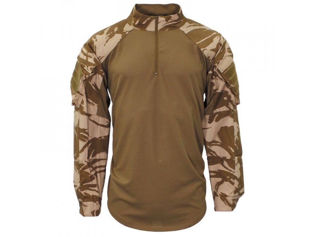 Taktická košile British Army DPM Desert Combat Shirt