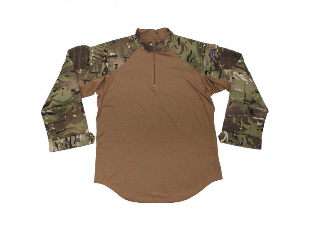 Taktická košile British Army MPT Camo Combat Shirt