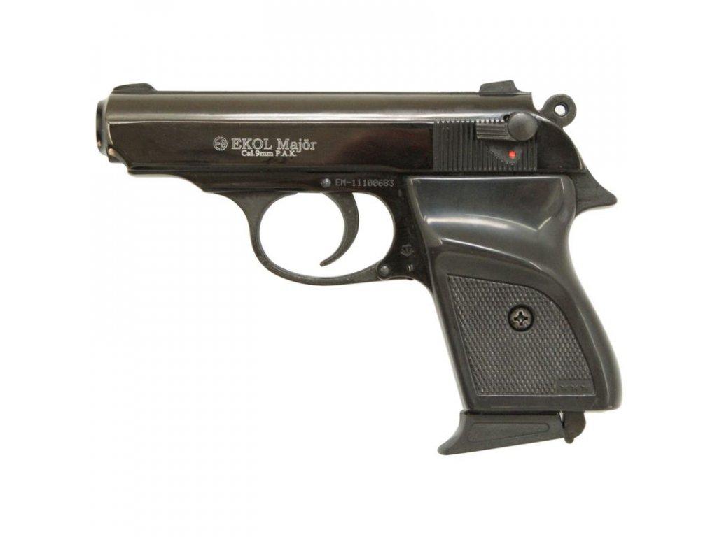 Plynová pistole Ekol Major Černá cal. 9 mm P.A.