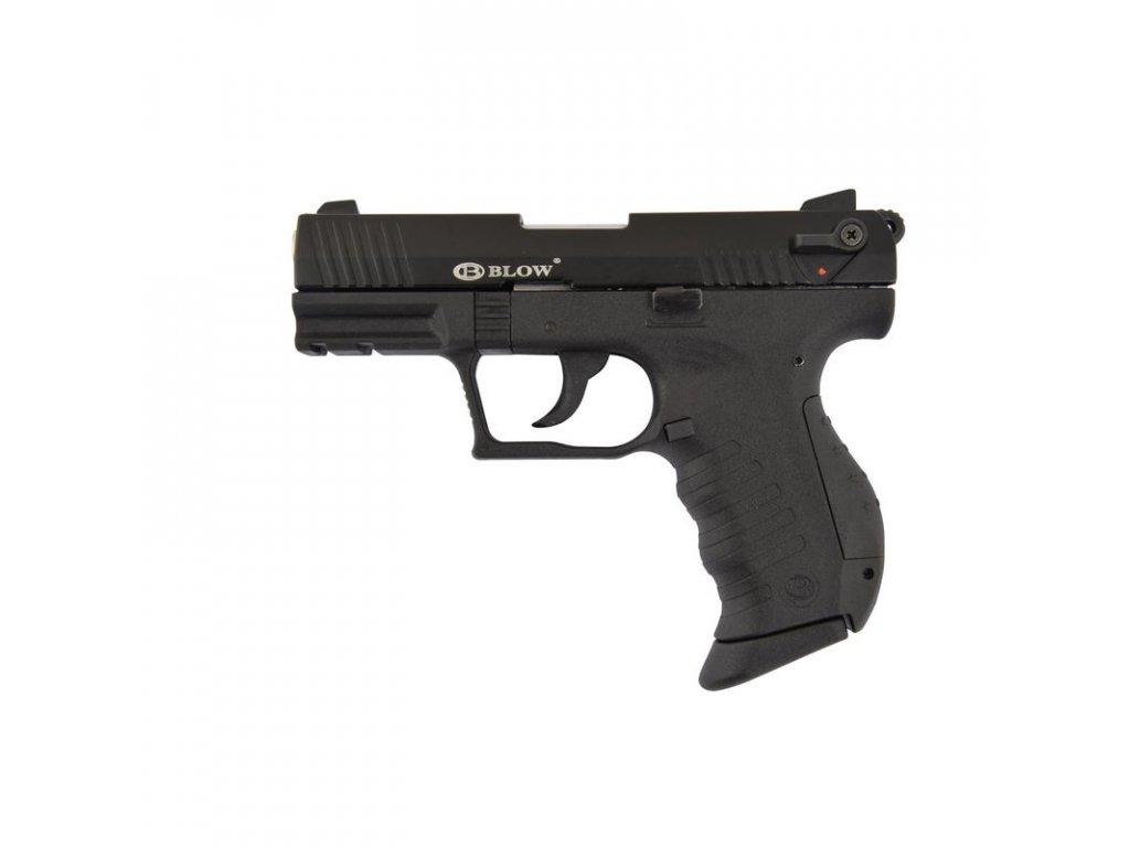 Plynová pistole BLOW TR14 Černá cal. 9 mm P.A.Knall