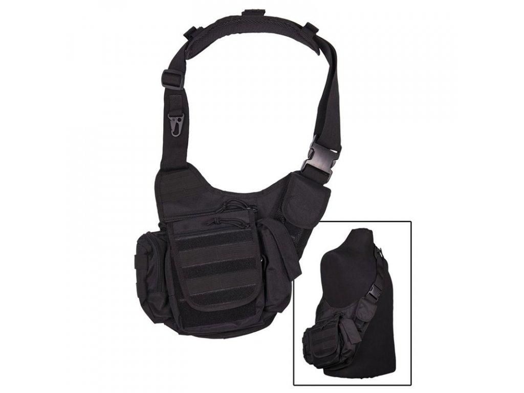 Taktická brašna MIL-TEC přes rameno SLING BAG Black