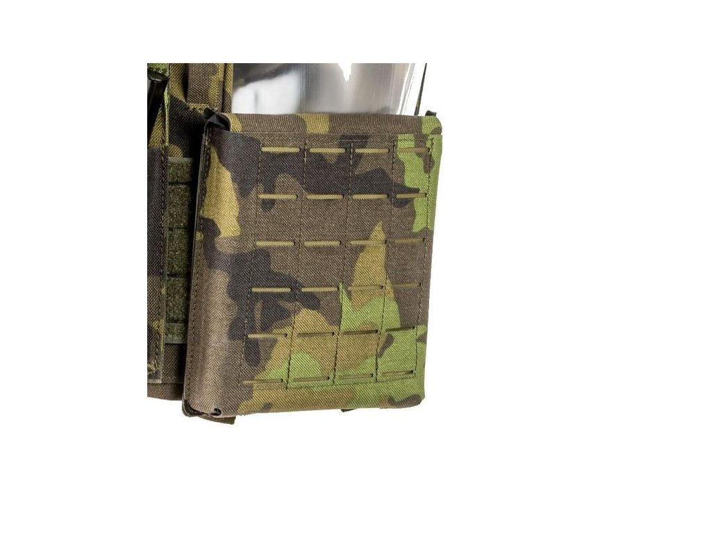 Boční kapsy FENIX Protector na pláty k nosiči plátů DÉMON CZ 95