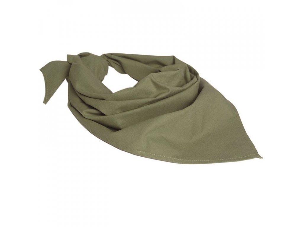 Šátek Bundeswehr BW Olive