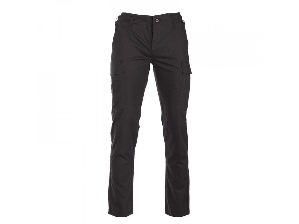 Kalhoty MIL-TEC BDU SLIM FIT Black
