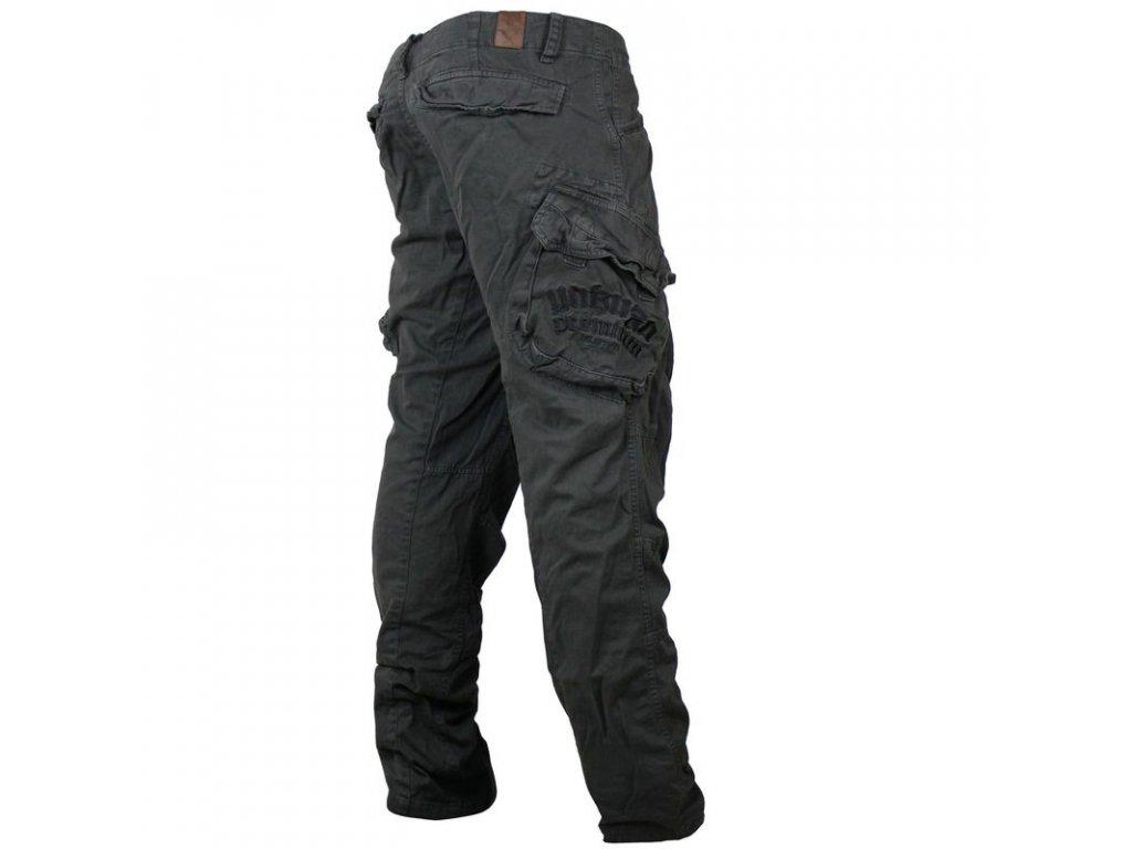 Kalhoty Yakuza Premium Cargo NOS2666 Dark Gray
