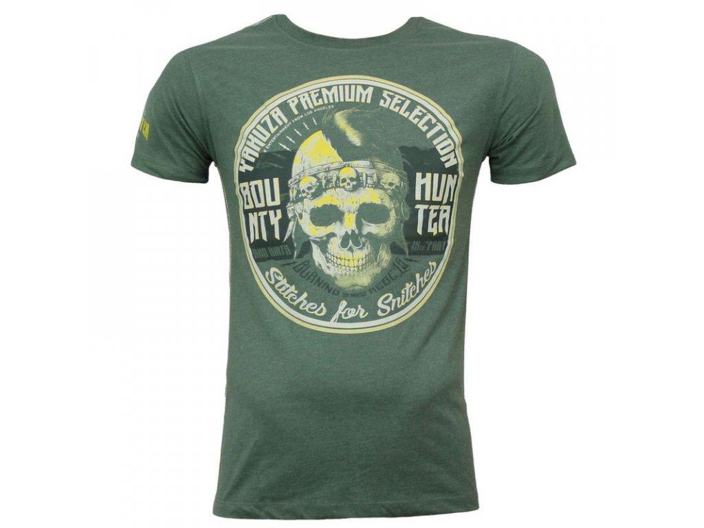 Tričko Yakuza Premium 2706 Olive