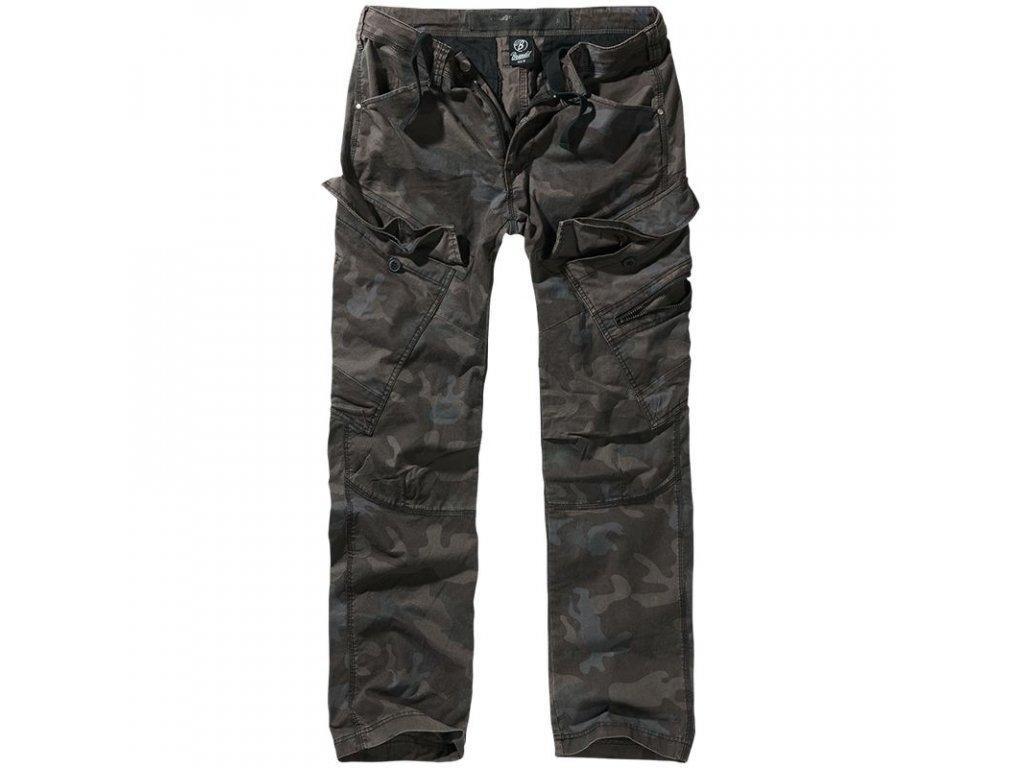 Kalhoty Brandit Adven Slim Fit Darkcamo