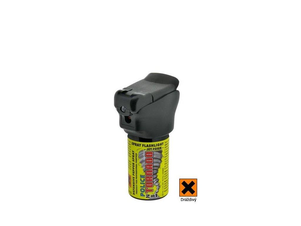 Sprejová svítilna ESP Police TORNADO 40 ml