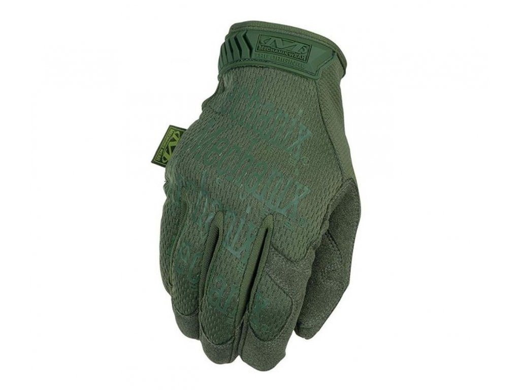 Rukavice Mechanix Wear Original OD Green