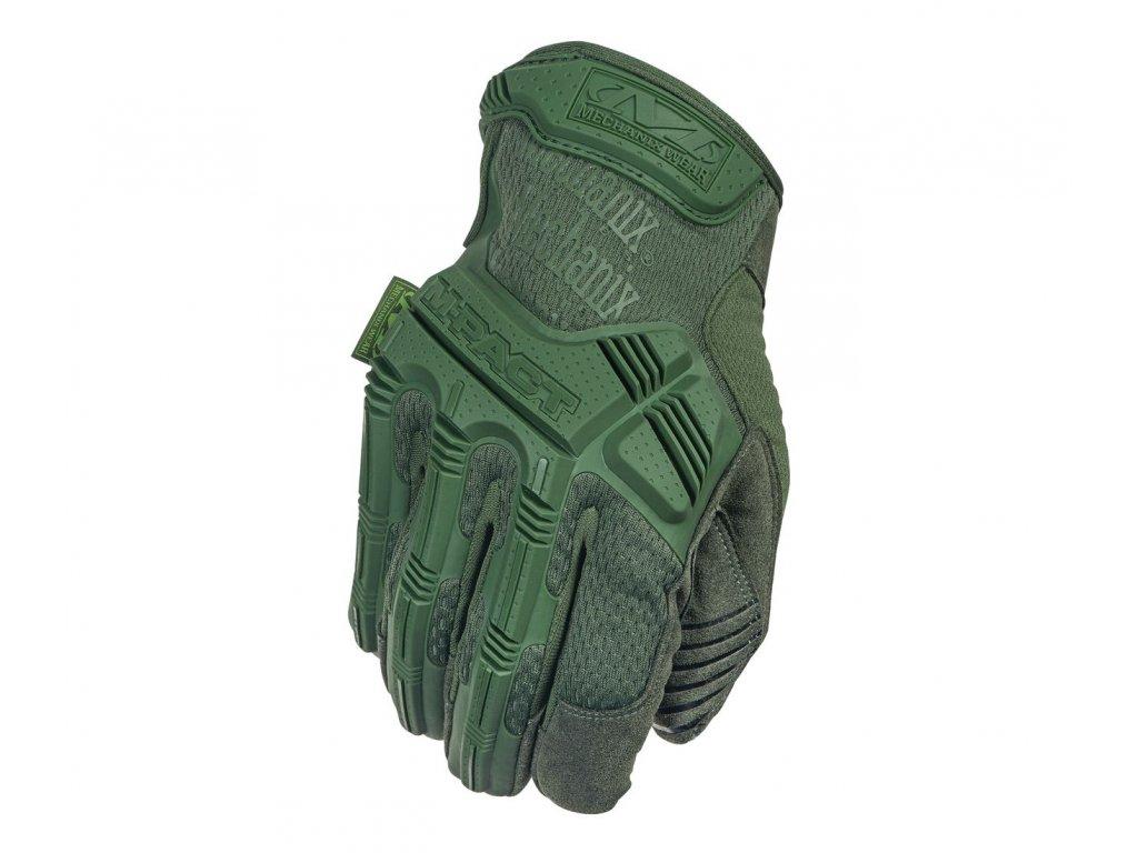 Rukavice Mechanix Wear M Pact OD Green
