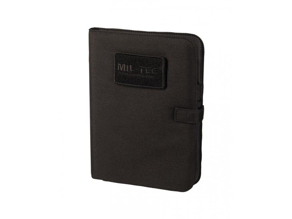 Takticky zápisníi MIL TEC Medium Black
