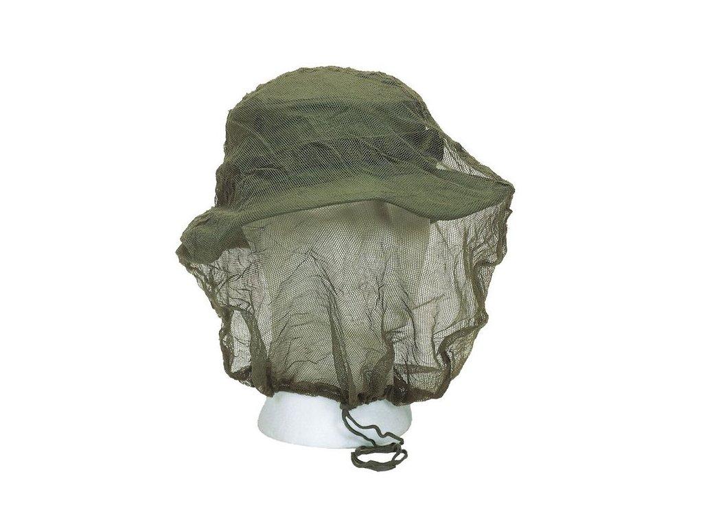 Moskytiéra MIL-TEC BW - repro