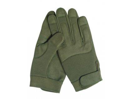 Rukavice MIL-TEC Army Olive