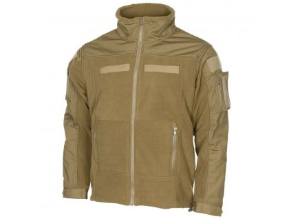 bunda fleece combat coyote