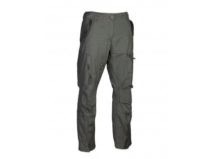 Kalhoty MIL TEC Pilot Stright Cut Olive