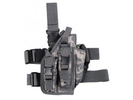 Pouzdro Max-Fuchs na pistoli stehenní pravé Large AT-Digital