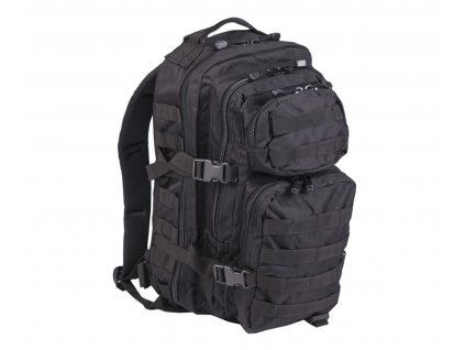 Batoh MIL TEC US Assault Pack SM 20l cerny