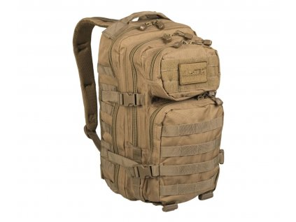 Batoh MIL TEC US Assault Pack SM 20l coyote