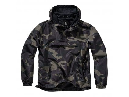 vetrovka brandit windbreaker summer darkcamo 1