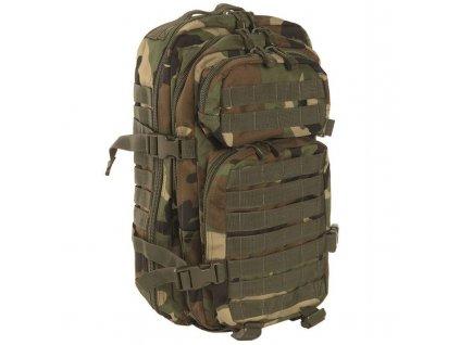 Batoh MIL-TEC US Assault Pack SM 20l Woodland