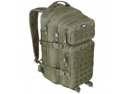 batoh us assault pack 30l olive max fuchs
