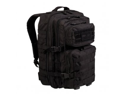 Batoh MIL-TEC US Assault Pack LG 36l Černý