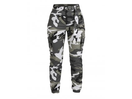 kalhoty damske mil tec army urban