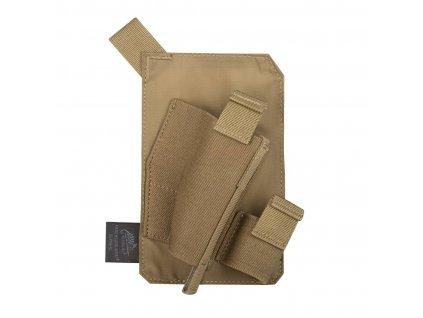 velcro Insert pouzdro Helikon Tex® na pistoli Coyote