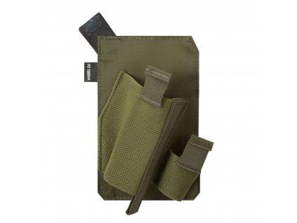 velcro Insert pouzdro Helikon Tex® na pistoli olive green