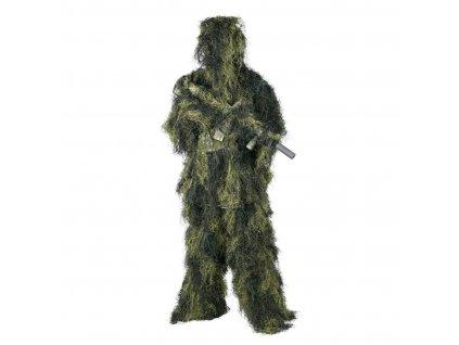 Maskovaci prevlek Helikon Tex Ghillie suit digital woodland