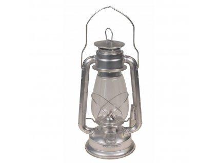 petrolejova lampa pozinkovana mfh 28 cm