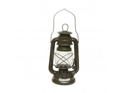 lampa petrolejova miltec 23 cm olive