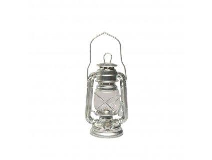 lampa petrolejova miltec 23 cm zinkova