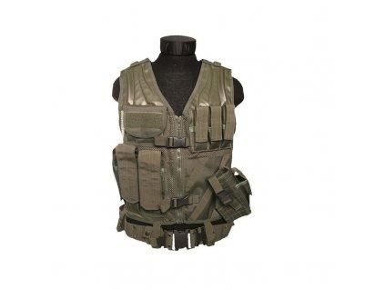 Taktická vesta  USMC Olive