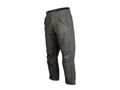 Kalhoty MIL TEC Pilot Vintage Olive