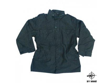 Kabát MMB US M65 NYCO Černý