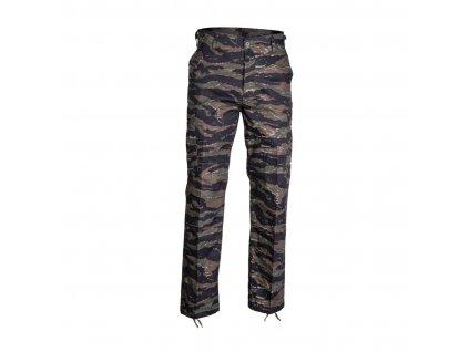 kalhoty mil tec bdu tiger stripe